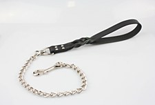 Buckley Chain Dog Lead