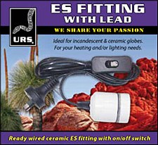 URS ES Fitting with Lead