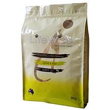 LifeWise Holistic Ultra Premium Lamb & Fish Puppy Dry Food 9kg