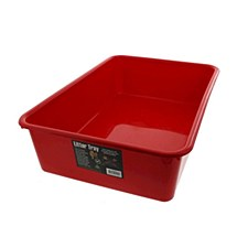 K9 Homes B317 Litter Tray Red