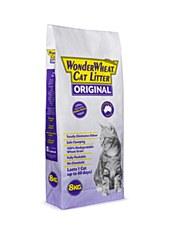 Wonder Wheat Original Cat Litter 8kg