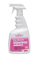 Trouble & Trix No More Litterbox Odours Spray 750ml
