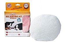 Mothers Comfort Heartbeat Pet Pillow Pink 30cm