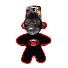 All For Paws Mighty Rex Monkey Plush Dog Toy