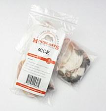Minibeasts Mice Large Single Frozen Reptile Food