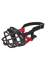 Petlife Baskerville Dog Muzzle Extra Small