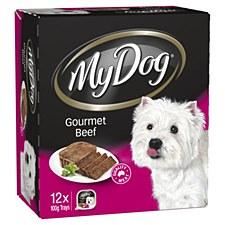 My Dog Gourmet Beef 100g X 12 Wet Dog Food