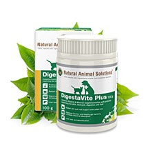 Natural Animal Solutions DigestaVite Plus for Dogs & Cats 100g