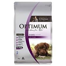 Optimum Puppy with Chicken 3kg Dry Dog Food