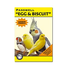 Passwell Egg & Biscuit 500g Bird Food