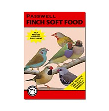 Passwell Finch 1kg Bird Food