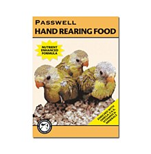 Passwell Hand Rearing 300g Bird Food