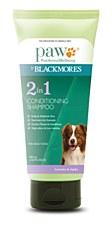 Paw Dog Shampoo & Conditioner 2 in 1 200ml