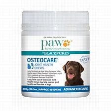 Paw Osteocare Joint Health Chews 300g