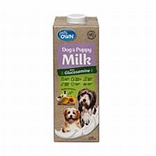 Pets Own Dog & Puppy Milk 1 Litre