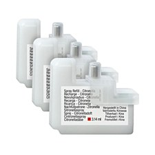 PetSafe Citronella Spray Refill Cartridges for Anti Bark Collars (3 Pack)