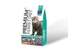 Premium Ferret Diet 2.5kg