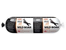 Prime Cooked Roll with Wild Boar & Pumpkin 2kg Wet Dog Food
