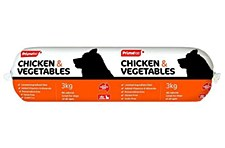 Prime Cooked Roll with Chicken & Vegetables 3kg Wet Dog Food
