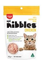 Prime SPT Nibbles Chicken Cat Treats 40g