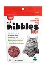 Prime SPT Nibbles Duck Cat Treats 40g
