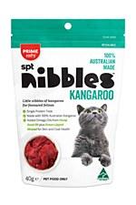 Prime SPT Nibbles Kangaroo Cat Treats 40g