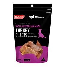 Prime Turkey Fillets Dog Treats 100g