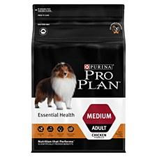 Pro Plan Adult Medium Breed Essential Health 2.5kg Dry Dog Food