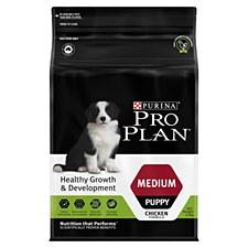 Pro Plan Puppy Medium Breed Healthy Growth & Development 2.5kg Dry Dog Food