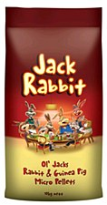 Laucke Mills Ol' Jacks Rabbit and Guinea Pig Micro Pellets 10kg
