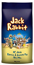Laucke Mills Ol' Jacks Rabbit and Guinea Pig Pet Mix 10kg