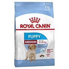 Royal Canin Medium Puppy 4kg Dry Dog Food