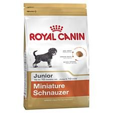 Royal Canin Miniature Schnauzer Junior 1.5kg Dry Dog Food