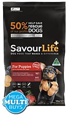 Savourlife Grain Free For Puppies with Lamb Dry Dog Food 10kg