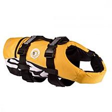 EzyDog SeaDog Dog Flotation Vest Small Yellow
