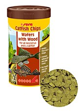 Sera Catfish Chips 95g Fish Food