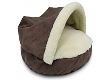Snooza Cocoon Espresso Large Pet Bed