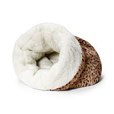 Snooza Leopard Cat Bed