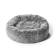 Snooza Cuddler Chinchilla Medium Dog Bed