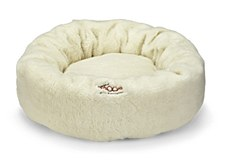 Snooza Cuddler Natural Small Pet Bed