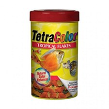 Tetra Color Tropical Granules 30g Fish Food