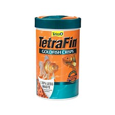 Tetra Fin Goldfish Crisps 16g Fish Food