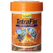 Tetra Fin Goldfish Flakes 12g Fish Food