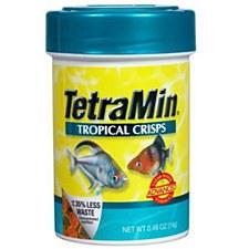 Tetra Min Tropical Crisps 14g Fish Food