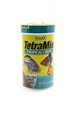 Tetra Min Tropical Crisps 68g Fish Food
