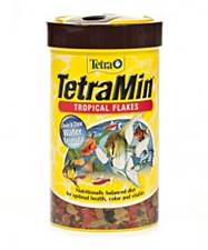 Tetra Min Tropical Flakes 200g Fish Food