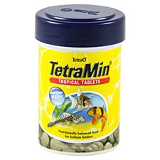 Tetra Min Tropical Tablets 48g Fish Food