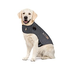 ThunderShirt Dog Anxiety Jacket Heather Grey Large