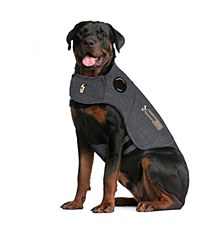 ThunderShirt Dog Anxiety Jacket Heather Grey Extra Large