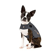 ThunderShirt Dog Anxiety Jacket Heather Grey Extra Small
